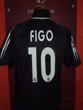 FIGO REAL MADRID 2004/2005 MAGLIA SHIRT CALCIO FOOTBALL MAILLOT JERSEY SOCCER