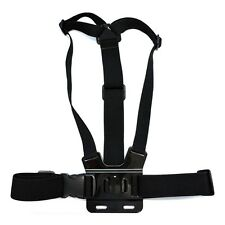 Adjustable Body Harness Chest Belt Strap Mount Accessory For SJ4000 S