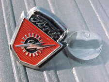 Traditional Early 1950s 1960s Ford Truck Crest Hat Pin Usa Made Collector Grade