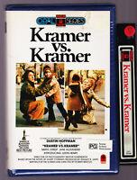 RARE RCA COLUMBIA Kramer vs. Kramer - Clamshell VHS Video Tape Vintage