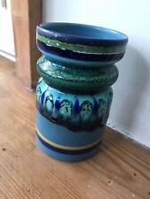 More details for vintage retro flora holland vase pot (913)
