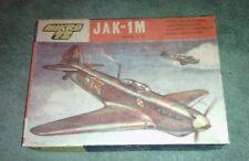 Mikro 72  JAK-1M  Plastic Model Kit