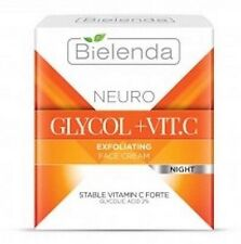 Bielenda Neuro Glycol Exfoliating Face Night Cream Wrinkle Corrector 50ml