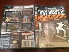 Tony Hawk's Underground (Nintendo GameCube, 2003)