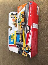 Playskool Heroes Transformers Rescue Bots Bumblebee Quick Launch Garage Flip Rac