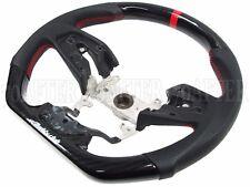 Buddy Club Carbon Fiber Sport Steering Wheel for 17-18 Honda Civic Type-R FK8