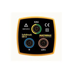 Martindale Safebreak SB13 R2 Socket Adaptor