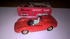 Mercury art.45 Ferrari Dino Sport Stradale con scatola originale. Come nuovo.