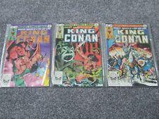 king conan #14,15,16
