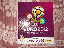 MANCOLISTA FIGURINE CALCIATORI PANINI EURO 2012-  EDICOLA ED.ITALIANA