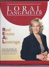 Real Estate As Leverage by Loral Langemeier - Box - 6 CDs & Workbook