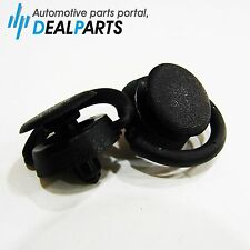 2PCS GENUINE TRUNK NET HOOK RETAINER CLIP (for NISSAN)