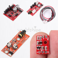 MAX9814/MAX9812 Electret Voice Microphone Amplifier Board Module for Arduino