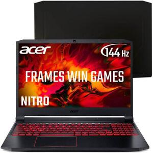 "Acer Nitro 5 AN515 15.6"" Laptop Ryzen 5-4600H 8GB 512GB GTX 1650, NH.Q9GEK.002"