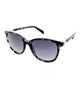 Balmain BL 2102 C03 Black Tortoise/Gray Gradient Sunglasses 55-17/140