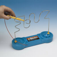 Bits and Pieces-Don't Buzz The Wire Game-A Test Of Concentration, Coordination
