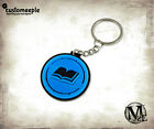 Customeeple Malifaux Faction Arcanist Keychain Llavero nuevo new