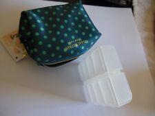 Vitamin / Medicine Weekly Travel Organizer Box In Zippered Case ** Free Shipping