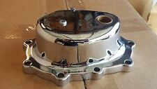 Chrome Harley Shovelhead Kicker Cover 4-Speed New 1936 - 1984 transmission (945)