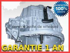 Boite de vitesses Opel Vivaro 1.9 DTI / CDTI PK6025 1an de garantie