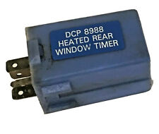 Heated Rear Window Timer Relay Dcp8988 Austin Rover Mg,Maestro,Montego Sd1