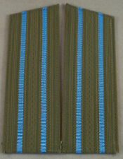 Soviet / Russian Military Senior Officer Shoulder Boards 1982 Size 17