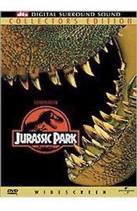 Jurassic Park [Region 1] - DVD - New - Free Shipping.