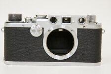 Leica IIIf Black Dial 35mm Film Rangefinder LTM Screw Mount Camera Body