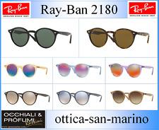 Ray-ban Occhiali da sole 2180 710/73 Tartaruga Marrone B-15 51mm