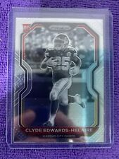 2020 Clyde Edwards Helaire Prizm White Black Checkout Other Auctions