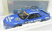 AUTOart Nissan Skyline GTR R32 Group A 1993 (Calsonic # 12) From Japan