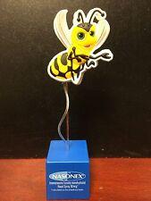 Seltene NIP nasonex Nasenspray Drug Rep Hummel Biene Magnet Notizblock Clip AD