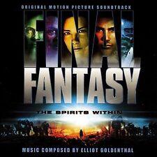 Final Fantasy: The Spirits Within, L'Arc-en-ciel, New Soundtrack, Enhanced