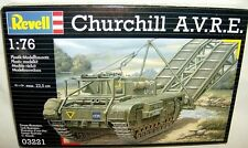 revell AG 1/76 BRITISH CHURCHILL AVRE TANK BRIDGE LAYER
