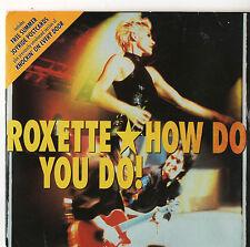 "Roxette - How Do You Do 7"" Single 1992"