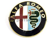 Alfa Romeo Grille Badge For Pre Facelift Alfa 156 60596492 Brand New Genuine