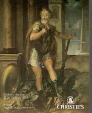 Christie's Tableaux Anciens et du XIXeme Siecle Monaco 1996