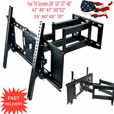 Full Motion Plasma LCD LED TV Wall Mount TV Stand Fit TV Screen 22 To 65 Inch VP