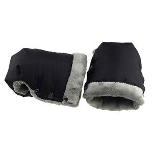 Winter Pram Stroller Mittens Hand Cover Buggy Muff Glove Warm Cart AccessoriesSY