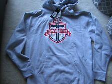 BNWT Adidas Toronto F.C. Hoodie Sweater Size L