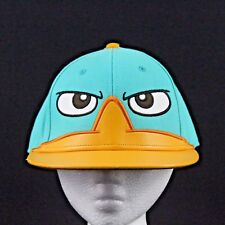 Disney Phineas and Ferb Perry The Platypus Agent Baseball Hat Adult One Size Cap