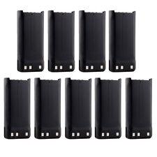 9pcs NEW NI-MH KNB-45L Battery for KENWOOD TK-2207 TK-3207 TK-2312 TK-3312