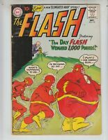 """Flash 115 VG+ (4.5) 9/60 """"The Day Flash Weighed 1000 Pounds!"""""""