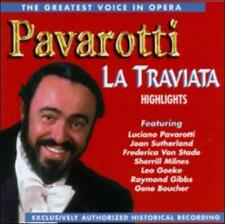 The Greatest Voice in Opera: Pavarotti La Traviata Highlights 1998 by Pavarotti,