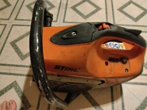 Stihl ts420 concrete saw for parts