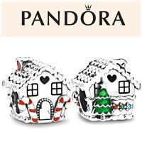 Pandora Gingerbread House Christmas Charm