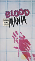 BLOOD MANIA VCI Library Case VHS Peter Carpenter Maria de Aragon 70s Grindhouse