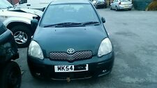 Toyota yaris 1.4 1999-2005 breaking for spares parts