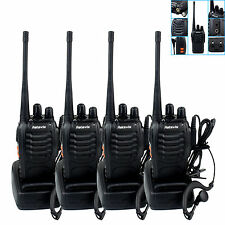 4*Retevis H-777 PMR446 Walkie Talkie UHF 400-470MHz radio bidirezionale IT