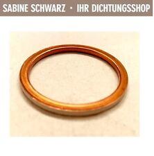 Ring Kupfer Auspuffrohr für BMW Motorrad R2 R20 R23 R24 R25 R51/2 R51/3 R67 R68
